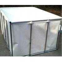 Buy cheap Collapsible Tarpaulin Fish Tank/ Pond/ Pool PVC Supporting Pipe Fish Tank from wholesalers