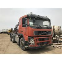 Buy cheap FH12 FM12 Volvo Used Truck Crane , Original From Japan Truck Head With Cheap Price from wholesalers