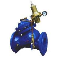 Buy cheap Mulitfunction Ductile Iron Diaphragm Y Type Pressure Sustaining Valve DN20mm from wholesalers