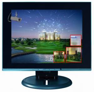 Buy cheap HD Industrial 4:3 Display vga hdmi lcd cctv monitor high brightness 22 inch product