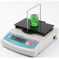 Buy cheap Desktop Digital Liquid Density Meter Anti Corrosive With Shorter Measuring Time from wholesalers