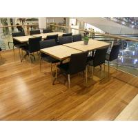 Buy cheap low formaldehyde emission Engineered Strand Woven (4 MM)solid  Bamboo Flooring from wholesalers