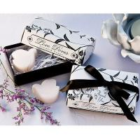 """Quality """"Love Dove"""" Scented Soaps  with gift box packing for wedding favors for sale"""