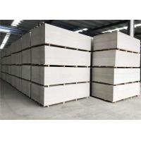 Buy cheap Fireproof Calcium Silicate Board 25mm Non Asbestos Thermal Insulation from wholesalers