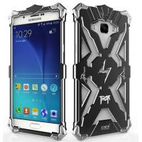 Buy cheap NEW ARRIVAL!!!Metal Frame Bumper Shell Mobile Case for Samsung A8 metal Protective  cover from wholesalers