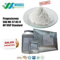 Buy cheap CAS 57-83-0 Estrogens Hormone Pregnenolone BP USP 99% Purity Best Price Free Sample from wholesalers