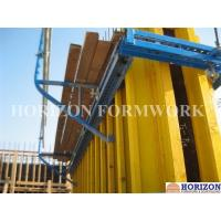 Buy cheap Safety Platform Wall Formwork Systems Scaffold Board Brackets For Pouring Concrete from wholesalers
