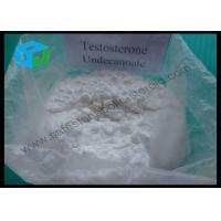 Buy cheap Raw Testosterone Undecanoate Anabolic Steroid Powder Supplements Muscle Gain Drugs from wholesalers