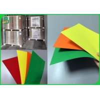 Buy cheap Smooth Surface 180g 220g Red Green Yellow Bristol Card For Greeting Card Making from wholesalers