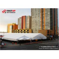 Buy cheap Concrete Ground Large Party Tent 40x80 Wedding Tent Long Life Span from wholesalers