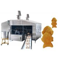 Buy cheap Stainless Steel Roller Sugar Cone Production Line With Touch Screen Panel XT-28 from wholesalers
