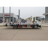 Buy cheap Advanced International Flatbed Tow Truck 7500×2400×2490mm 95KW Power from wholesalers