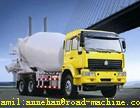 Buy cheap SINOTRUK SWZ Yellow Concrete Mixer Trucks 8-20cbm 6x4 290 - 420 HP ZZ5251GJBN3841C Euro2 LHD OR RHD from wholesalers