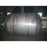 Buy cheap Pressure vessel tank from wholesalers