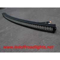 Buy cheap 50 inch 288W curved remote control led strobe light bar,emergency light bar,strobe lights from wholesalers