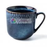 Buy cheap Creative ceramic mug blue creative glaze household cup drinking cup coffee cup mug from wholesalers