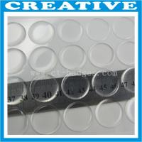 Buy cheap 25mm clear dome epoxy sticker product