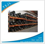 Buy cheap Diamond lagging keyless locking hub drive drum pulley from wholesalers