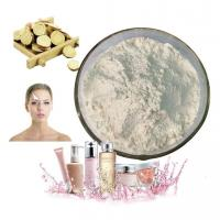 Buy cheap Water Soluble Cosmetic Raw Material Licorice Root Extract Powder 10% 5% Glabridin from wholesalers