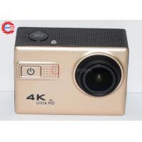 "Gold HD DV 1080p Sports Camera , Navotek 96660 2.0"" Car Security Camera"