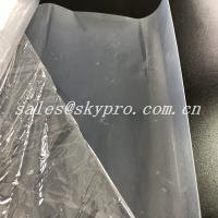 Buy cheap Super Thin Clear Food Grade Silicone Rubber Sheet Roll For Medical from wholesalers