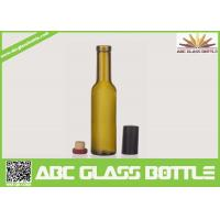 Buy cheap Factory sale 200ml empty wine glass bottle,custom frosted wine bottle with from wholesalers