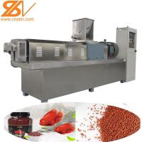 Buy cheap Animal Feed Extruder Machine Processing Line 380v / 50hz Voltage 1 Year Warranty from wholesalers