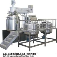 Buy cheap Touch Screen Controlled Vacuum Emulsifying Mixer For Homogenizing Mixing from wholesalers