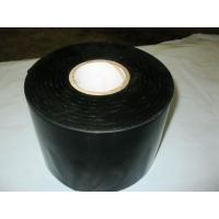Buy cheap Black Anti Corrosion Pipe Wrap Tape Corrosion Resistant Coating Material for Industrial from wholesalers