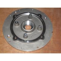 Buy cheap Customized CNC Part Aluminum Motor Housing Sand Casting Mill Finished Surface product