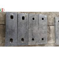 Buy cheap HBW500Cr9 AS2027 NiCr1-550 Ni-hard Cast Iron Wear Plates Parts from wholesalers