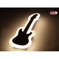 Buy cheap Guitar Acrylic 1000lm inside LED wall light /indoor led wall lamp for amusement park from wholesalers