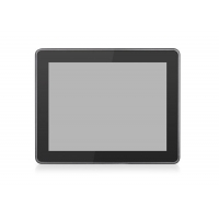 Buy cheap 12 To 24V Wide Voltage Multi-Points PCAP Touch Monitor Industrial Dvi from wholesalers