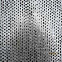Buy cheap black painting perforated metal mesh sheet speaker grill (china manufacture) from wholesalers