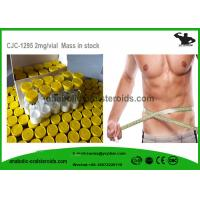 Buy cheap 99% Raw Peptides Steroids Powder CJC-1295 DAC 2mg / vial for Fat Loss and Muscle Gain from wholesalers