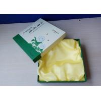 Buy cheap Professional Different Size Gift Boxes , Cloth Foam Large Cardboard Gift Boxes With Lids product