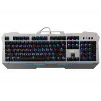 Buy cheap AULA SI-2009 Warcraft Mechanical Gaming Keyboard With 7 Colors Backlit from wholesalers