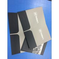 Buy cheap Offset Printed File Folders With Business Cards Slot 350g C1S Glossy Art Paper from wholesalers