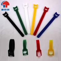 Buy cheap OEM  hook and loop velcro strap cable tie from wholesalers