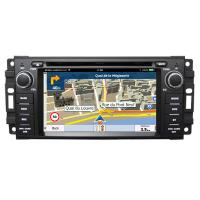 Buy cheap 6.2 Inch Touch Screen Car Radio Dvd Player / Dvd Gps Navigation System For Jeep from wholesalers