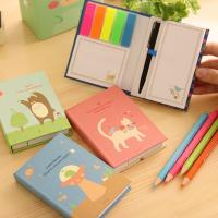Buy cheap Colorful Message notes Sticky notepad from wholesalers