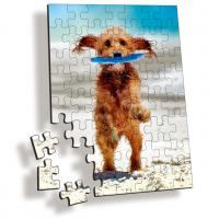 Buy cheap PLASTICLENTICULAR cheap kids toy plastic 3d puzzle pp pet customized 3d lenticular jigsaw printing lenticular puzzle from wholesalers