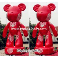 Buy cheap Customized Giant Cartoon Model, Inflatable Mickey Mouse for Decor from Wholesalers