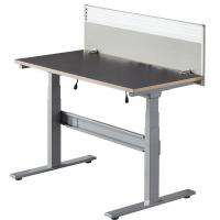 Buy cheap CTHT3-F4200P Metal Material and Computer Desk Specific Use  Table Stand from wholesalers
