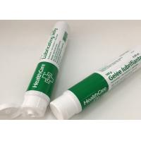 Buy cheap Flexo Printing Laminated Tube Packaging For Jelly With Flip Top Cap from wholesalers