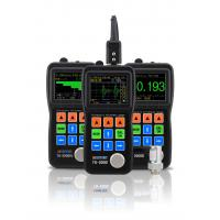 Buy cheap Industry Non Destructive Testing Equipment Ultrasonic Paint Thickness Gauge TG5000 Series product