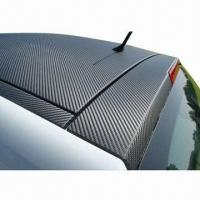 Buy cheap Car Wrap Vinyl/Sticker 3D Carbon Fiber with Air-free Bubble from wholesalers