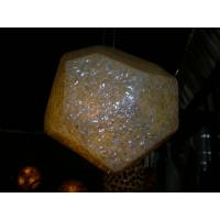 Buy cheap Resin Handwork Art Deco Ceiling Lights / Lamps with Hand Paint from wholesalers