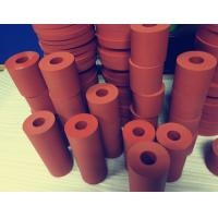 Buy cheap 38 mm silicone rubber roller for hot stamping machine from wholesalers