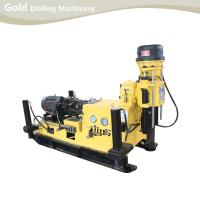 Buy cheap Hydraulic Feeding Hydrology Water Drilling Rig from wholesalers